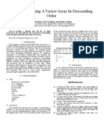 IEEE Format Report