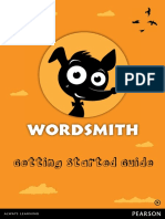 Wordsmith Getting Started Guide Final