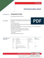 Acrilem ST182S