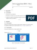 Apuntes de MCU para 1 bachillerato y 4ESO