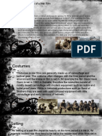 Conventions of War Films