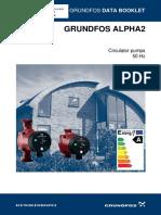 Manual Date Tehnice Pompe Circulatie Grundfos Alpha2