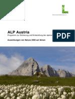 Natura Alm Report