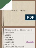 PPT 3 - Modal Verbs
