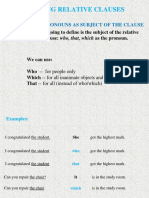 PPT 4 - Relative Clauses