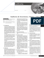 Auditoria de Inversiones Parte 2