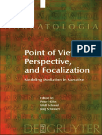 Point of View, Perspective and Focalization