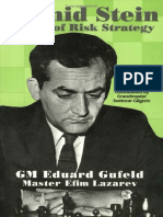 Leonid Stein - Master of Risk Strategy