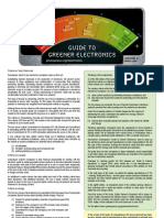 Guide Greener Electronics 11 Edition