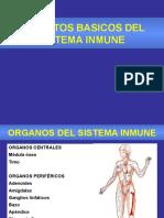 ASPECTOS BASICOS DEL SISTEMA INMUNE