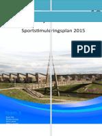 sportstimuleringsplan versie 5