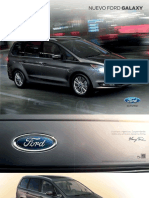 Catalogo Nuevo Ford Galaxy