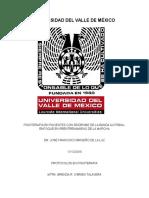Protocolo Síndrome Banda Iliotibial