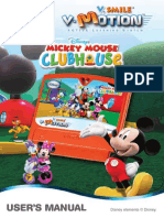 V.motion Mickey Mouse Clubhouseερτερτ