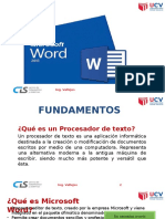 Fundamentos Word 2013