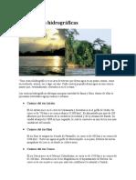 Las Cuencas Hidrográficas en America