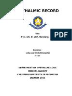 1. OPTHALMIC RECORD - Prof. Mandang.docx