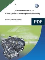 SSP322_Silnik_2_0_FSI_z_technikae__czterozaworowae_
