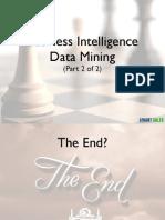 Business Intelligence Presentation - Part 2 of 2
