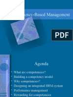 2What's Competency Based Management