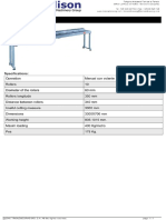 TMHD 3 Data Sheet
