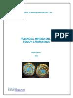 Potencial Minero de la  Región Lambayeque.pdf
