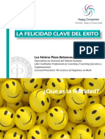 La Felicidad en El Trabajo Happy Companies