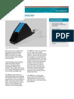 WEA RDS G DR11A Rain Detector Datasheet_Low