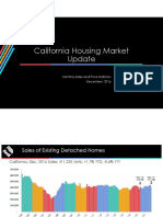 Monthly Housing Market Outlook 2016-12
