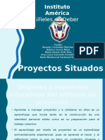 Proyectos Situados