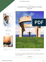10 Bares de Gijón Para Un Finde Molón