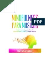 Alvarez David - Mindfulness Para Musicos.pdf