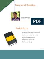 8 Togaf 9 1 Enterprise Architecture Framework Overview m8 Slides