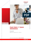D72896GC40 - Oracle Solaris 11 System Administration - AG