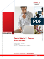 D72896GC40 - Oracle Solaris 11 System Administration - SG2