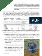 Cuestionario de Morfofisiología II.