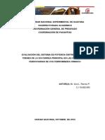 Simulacion Line Ferroviaria CVG FMO