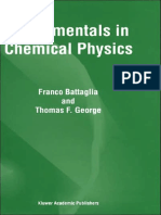 Battaglia f George t f Fundamentals in Chemical Physics