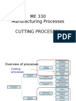 Module 01 - Cutting Processes (1)