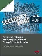 2015 Top Security Threats