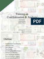 236011398 Cost Estimation