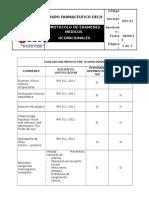 Protocolo Examenes Medicos - Deco