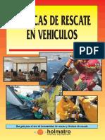 Tecnicas de Extricaje de Vehiculos Holmatro