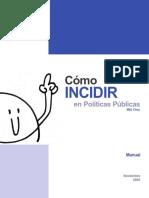 Cómo incidir en políticas públicas.pdf