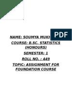 FDNC Soumya