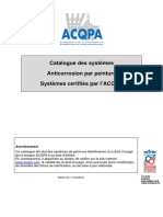 Acqpa Catalogue V4