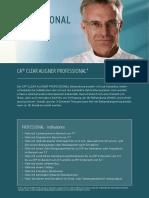 Info CA Clear Aligner Professional