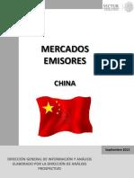 Presped Mercados Emisores China 2013
