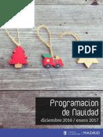 Ciudad Lineal - Navidades 2016-2017