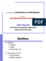 Introduction to VLSI System
